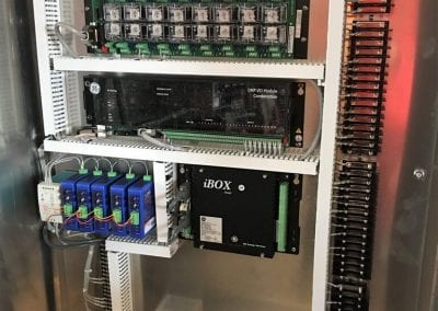 Transformer Protection SCADA Cabinet